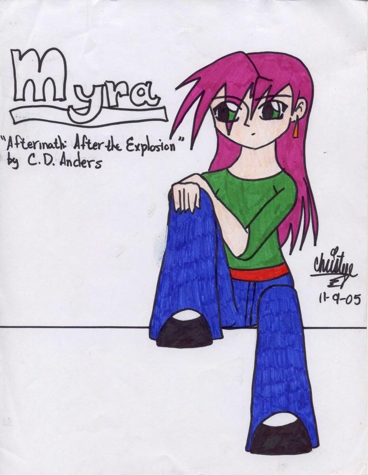 Myra (AATE) by Shiv_Freak
