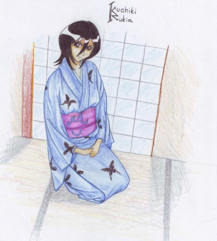 Rukia K by Shrike