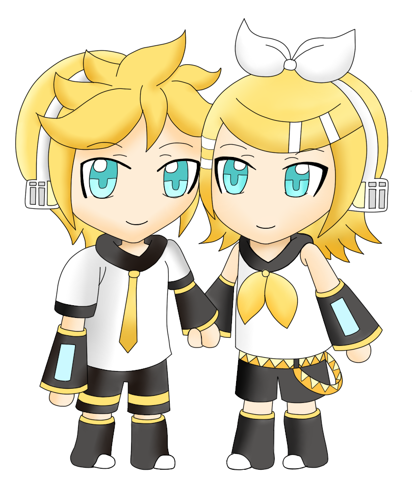 Kagamines by ShyLily2000