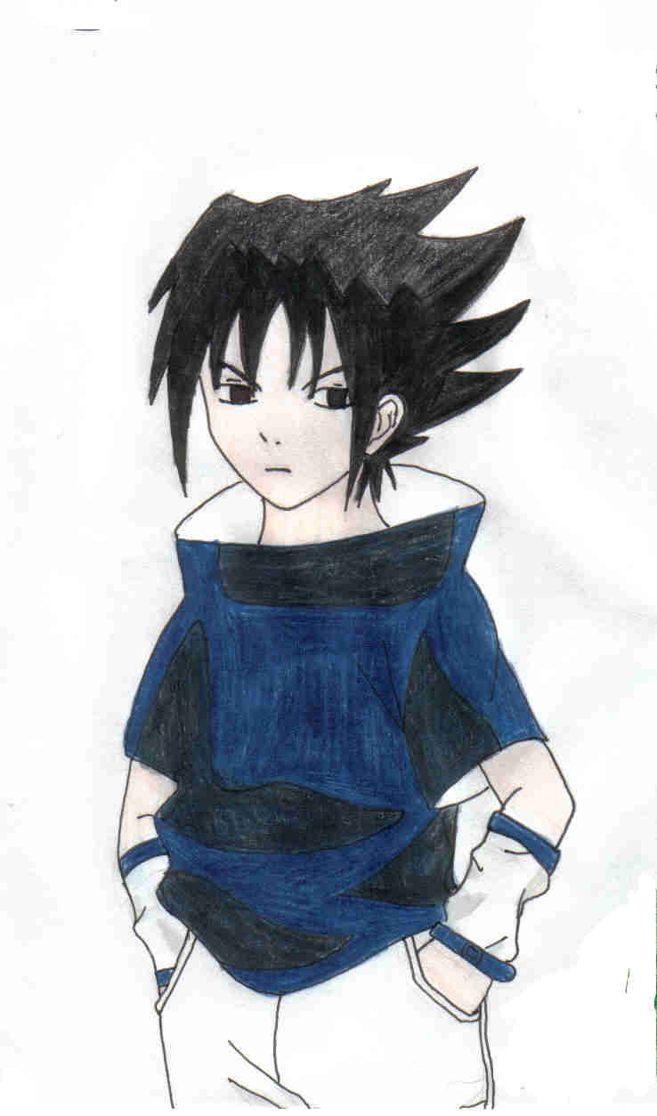 !!Sasuke!! by Siberian_Tiger