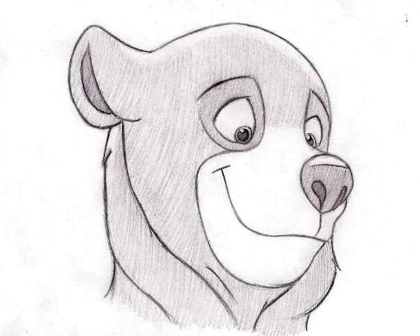 Bear by SidStillHere