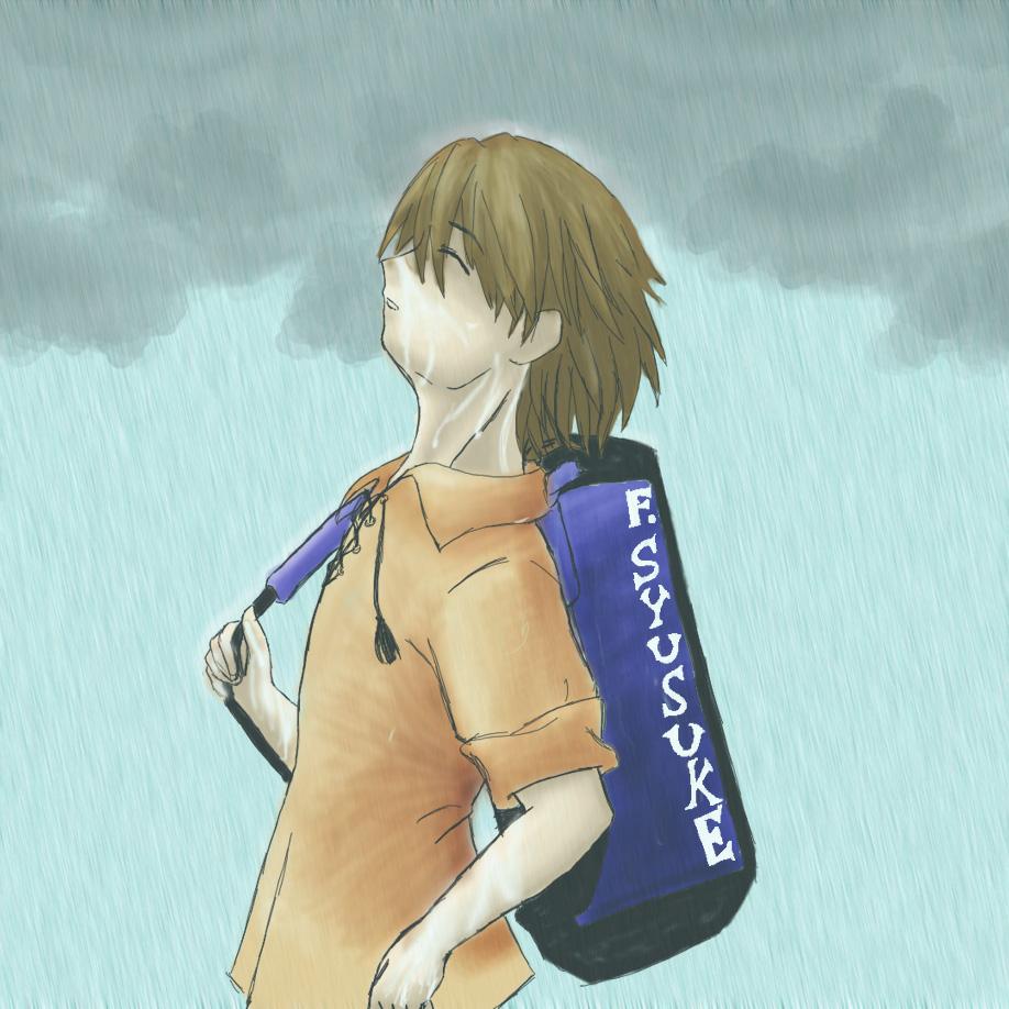 Rain by SilverSea0413