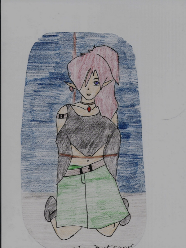 Haruna by SilverSkyKitsune
