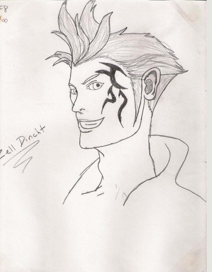 Photo of Zell! by Silver_Dragon