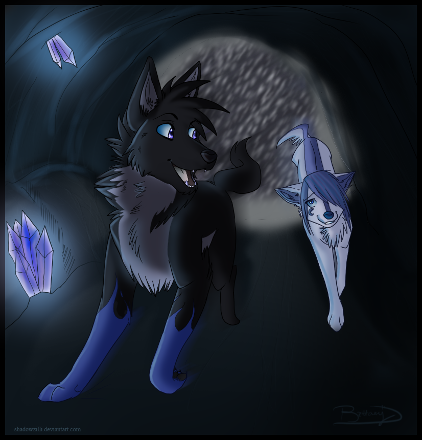 The Great Escape by Silver_Moon
