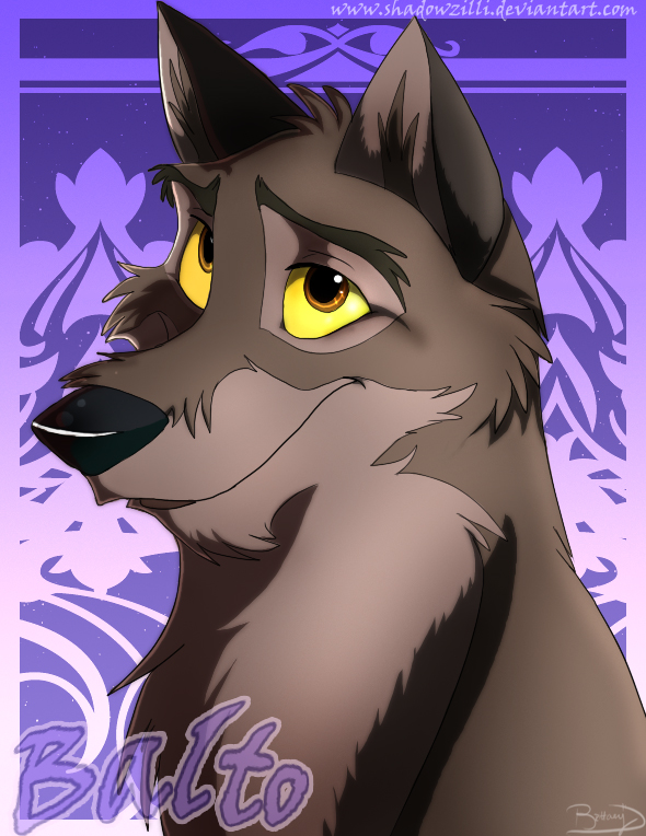 Balto by Silver_Moon