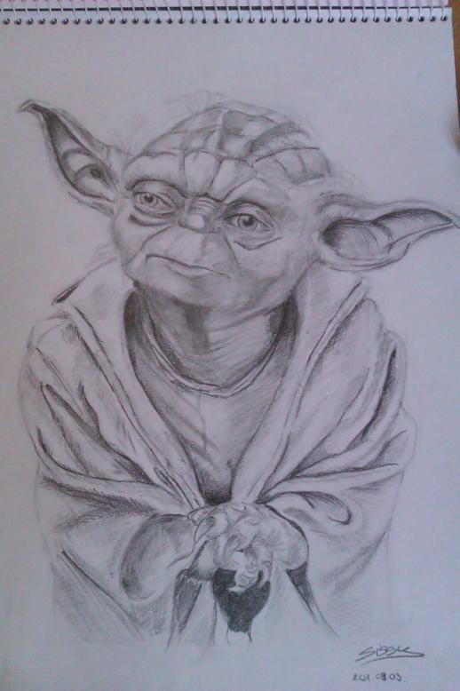 Master Yoda by Sissy