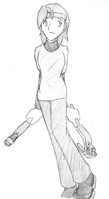 Gali-Manga Version by SixDigit