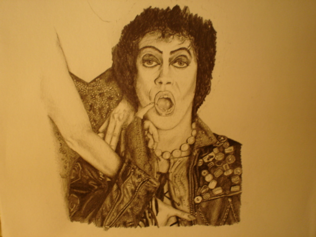 Work in progress: Frank-n-Furter by Skodaboat