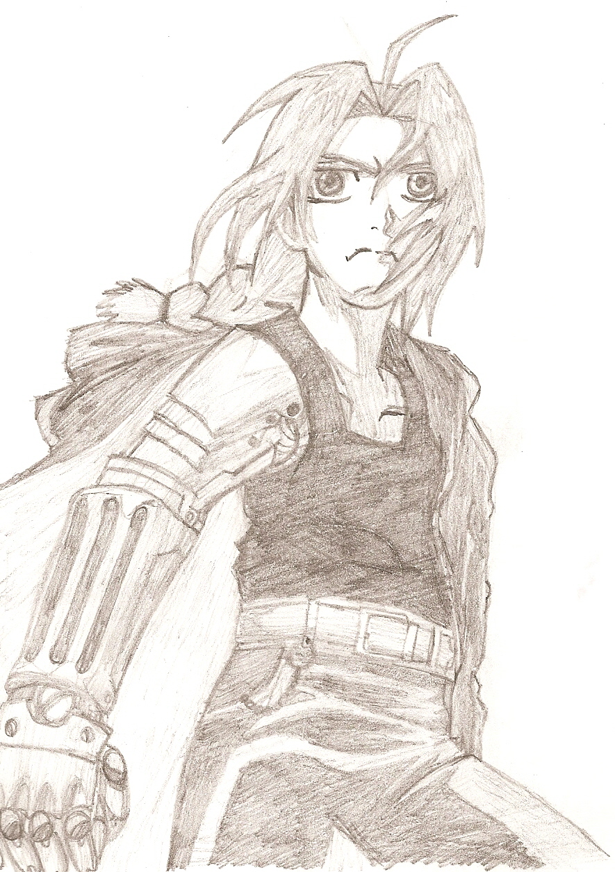 Edward Elric by Slifer_Girl_2308