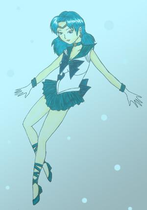 Sailor Neptune by Sliv