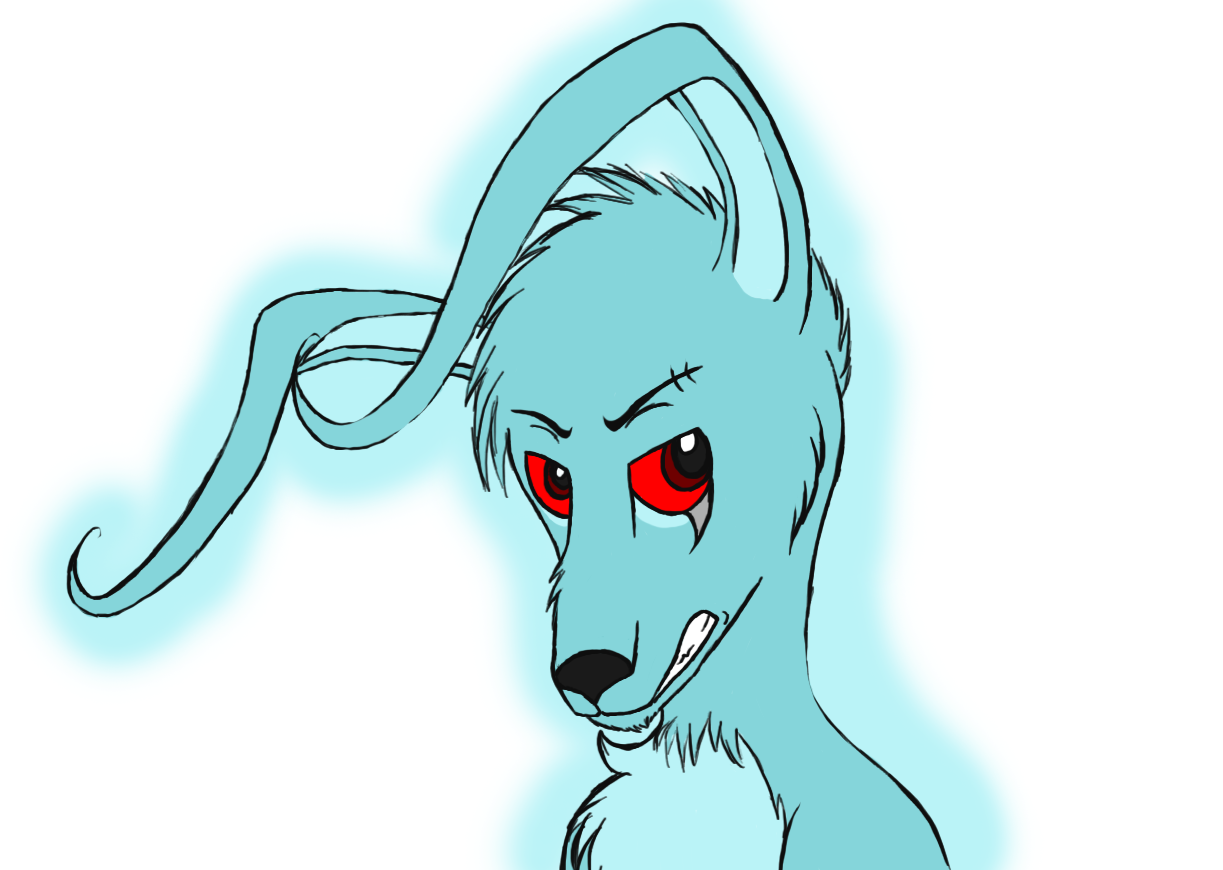 Ghost Gelert by SlyFan