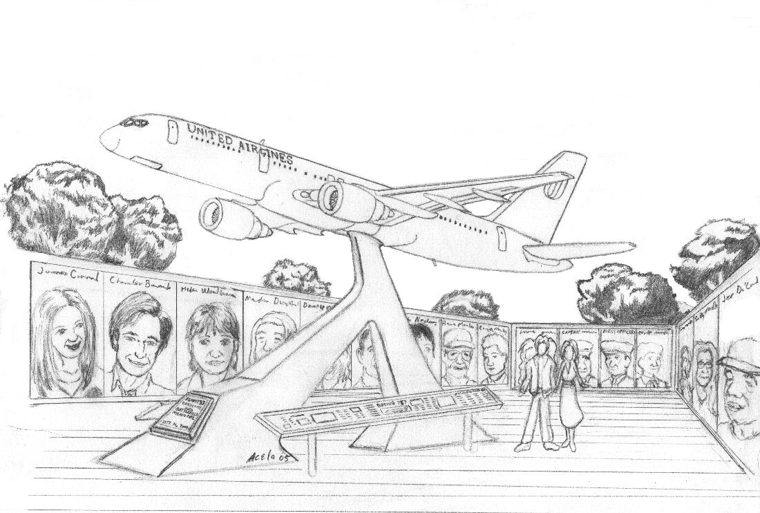 Flight 93 Memorial by SmilinJuanValdez