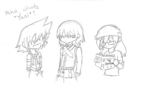 The question that...sorta...plagues Sora. o.o; by Snake_Eyes