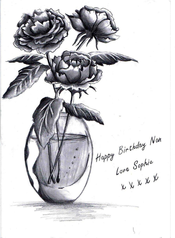 Flowers for my nan by SofeSmity