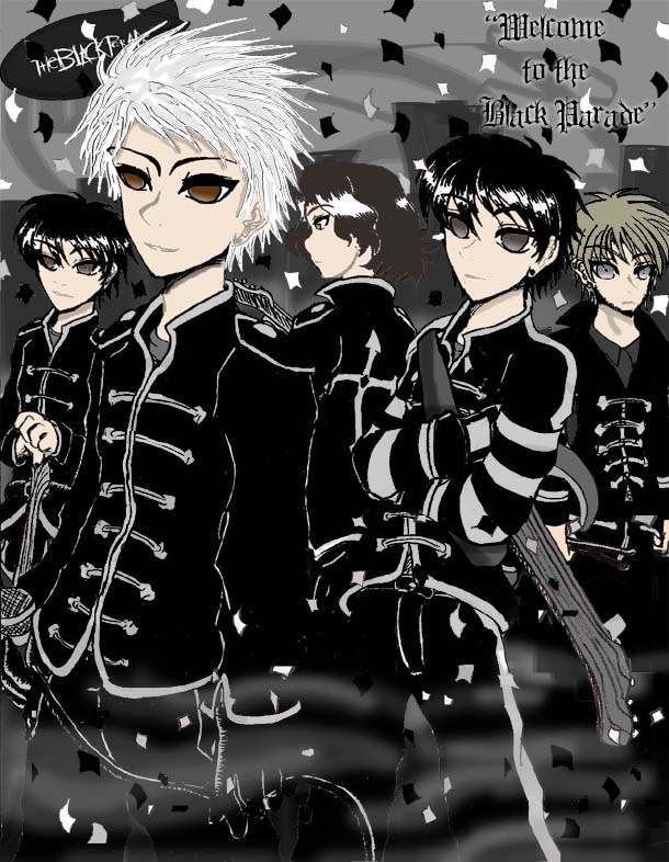 Welcome to the Black Parade by SoloAzume