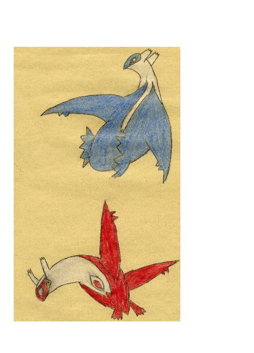 Latios and Latias by Song_of_a_Phoenix