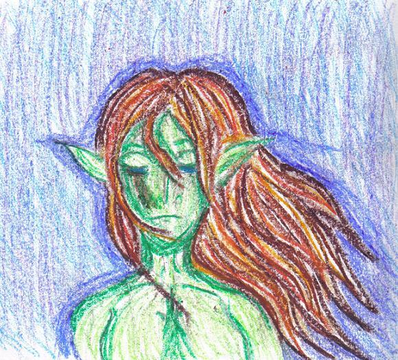 Elf by Sora_Miyara