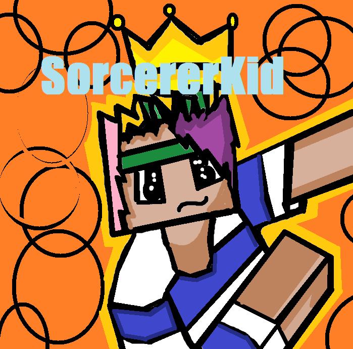 Pixelart FanArt by SorcererKid by SorcererKid