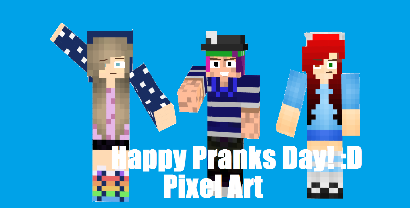 Happy Pranks Day :D (Animation) by SorcererKid