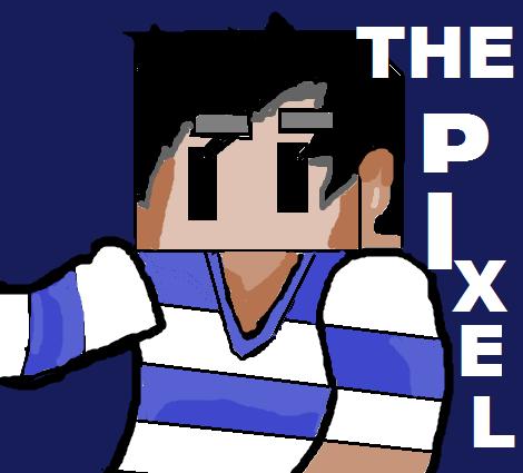The PixelArt FanArt by SorcererKid by SorcererKid