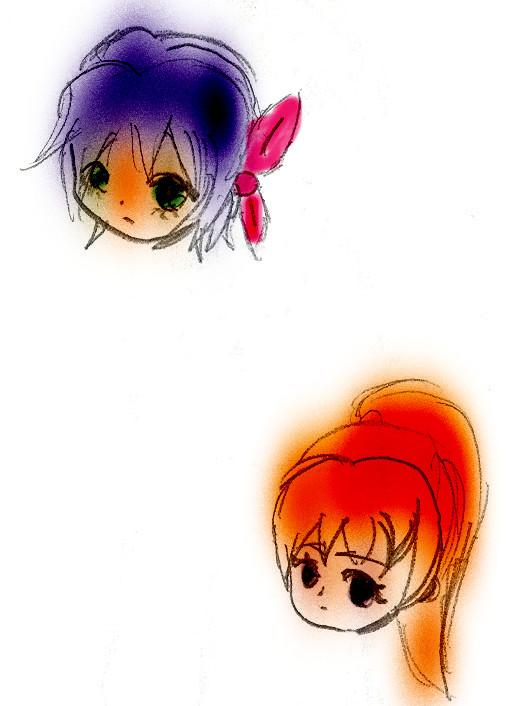 Dead or Alive Girls (In color XD) by SoulMonkah