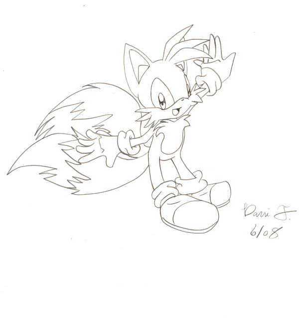 Tails by SpeedOfSound