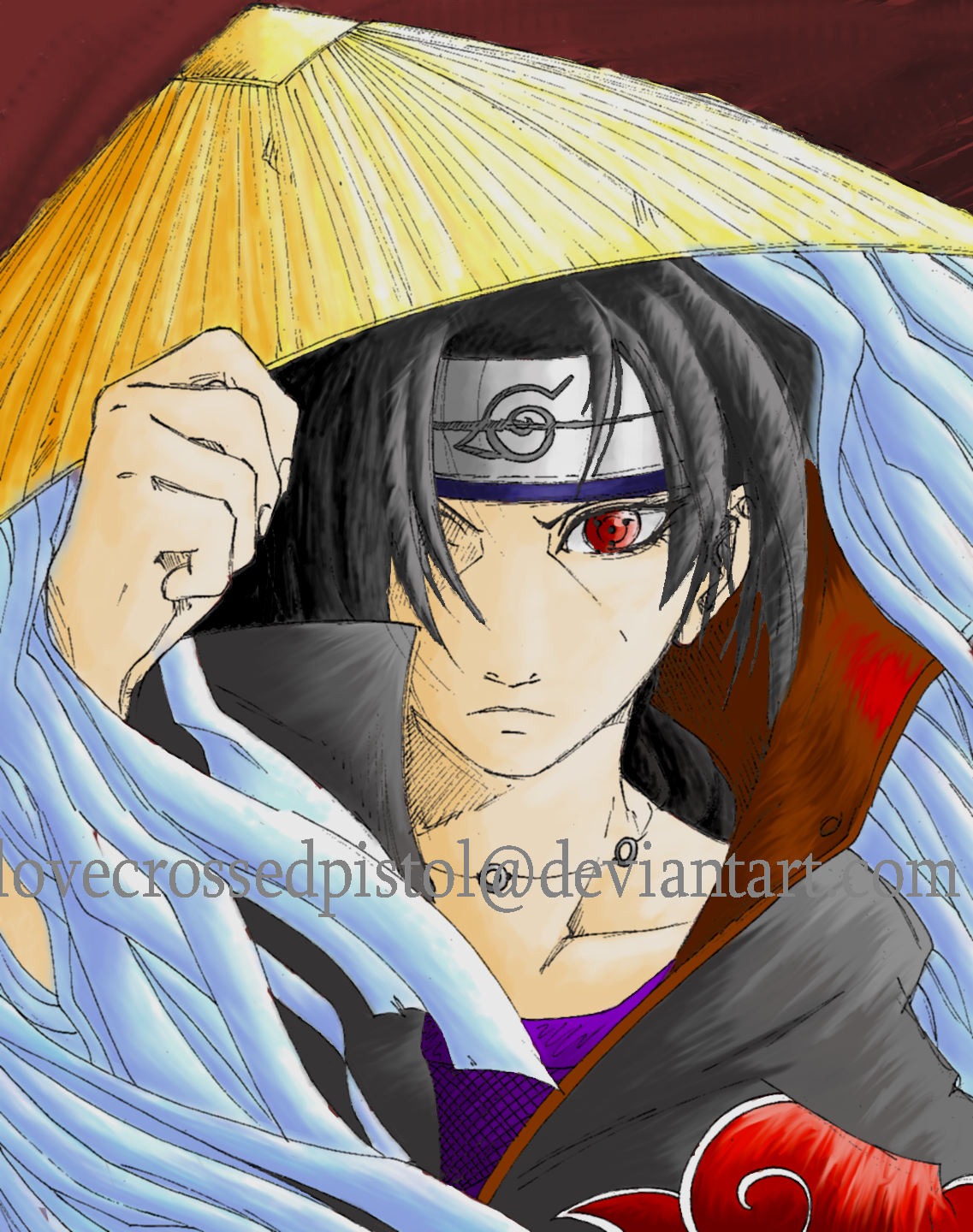Echo:Itachi by Spike_Schinizzle