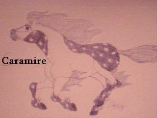 Caramire by SpiritRandomer