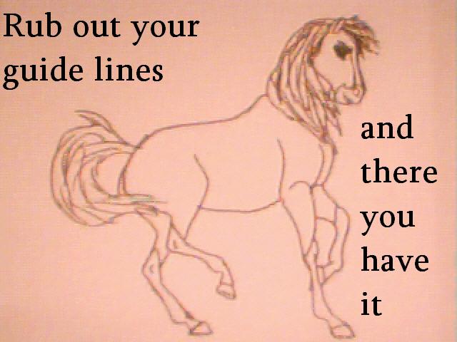 spirit drawing guide 6# by SpiritRandomer