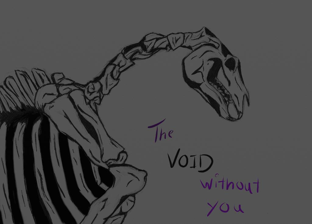 The Void Without You by SpiritRandomer