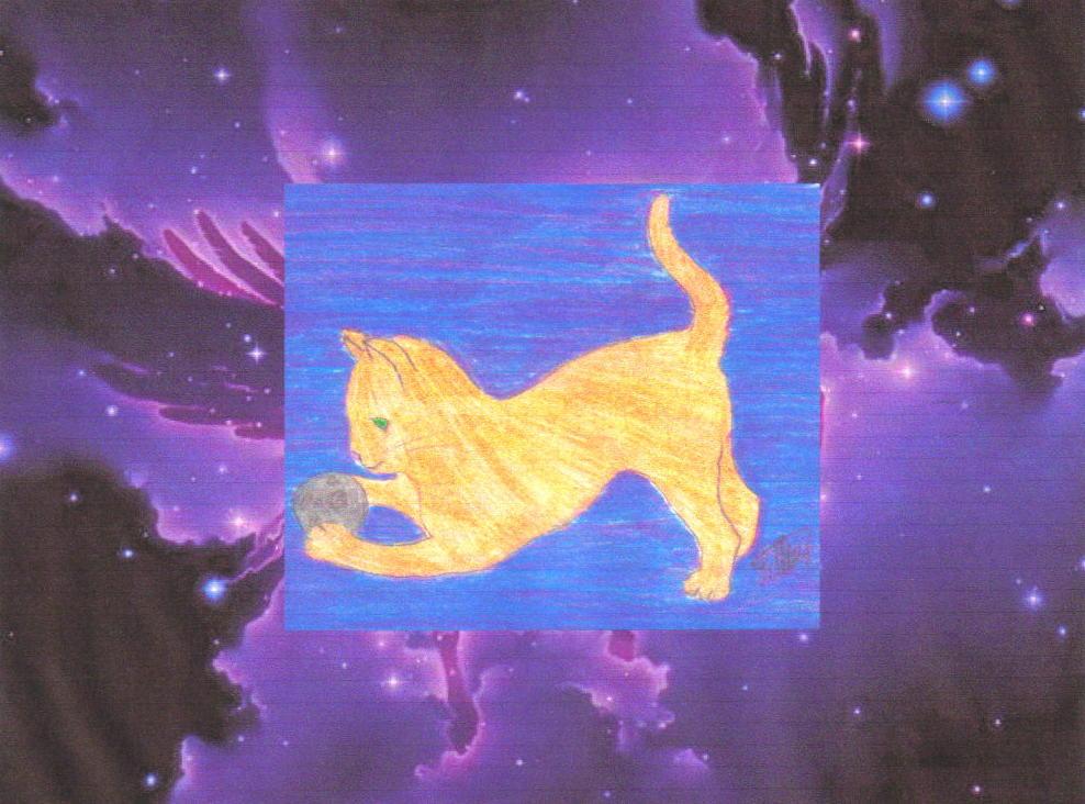 Pluto CAT by Spottedfur