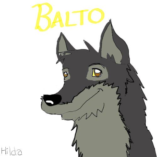 My VERY first Balto by Spyro