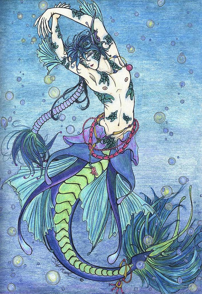 Nereida's Dance by Squall-sama