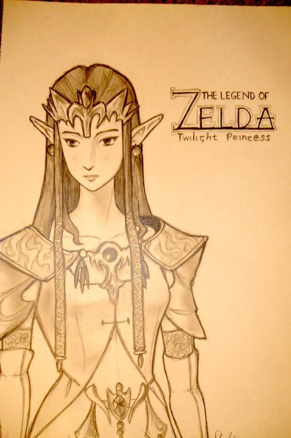 Zelda by Squeak