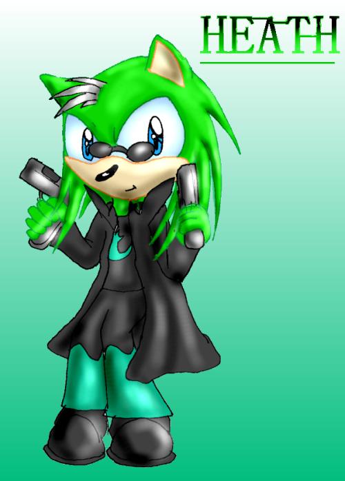 Matrix Heath (request) by Star_The_Hedgehog