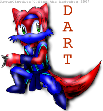 Dart (request) by Star_The_Hedgehog