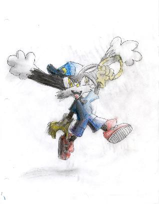 Klonoa (again) by Star_The_Hedgehog