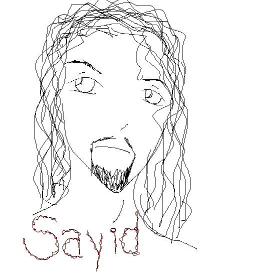 Lost Boys: Sayid by Starcaoe