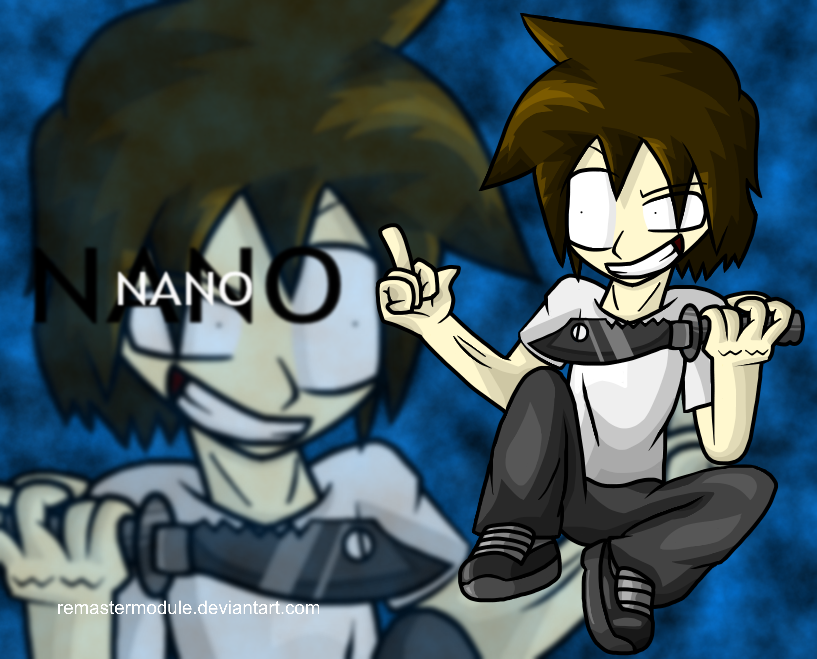 Nano by StickBlueAnimated