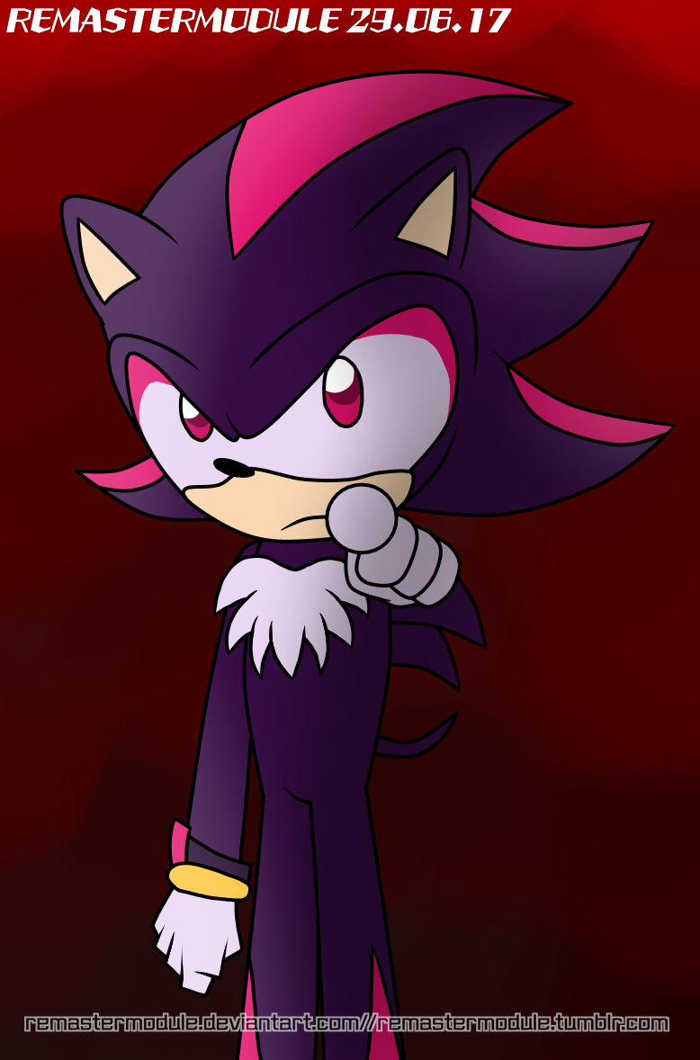 The Shadow by StickBlueAnimated