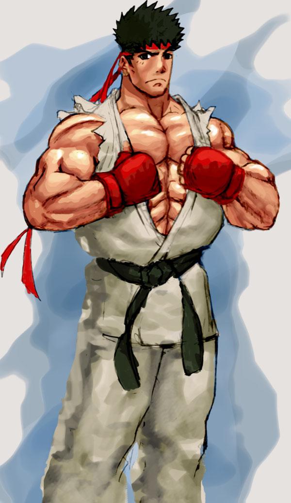 Ryu by Stitchking