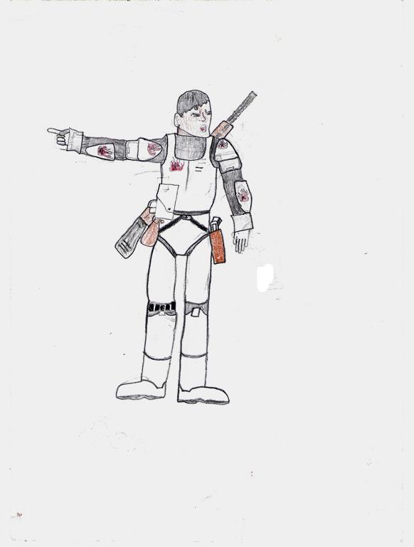 Comander by Stormtrooper504