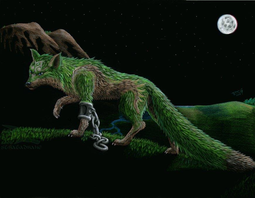 Vulpes Link by Stratadrake