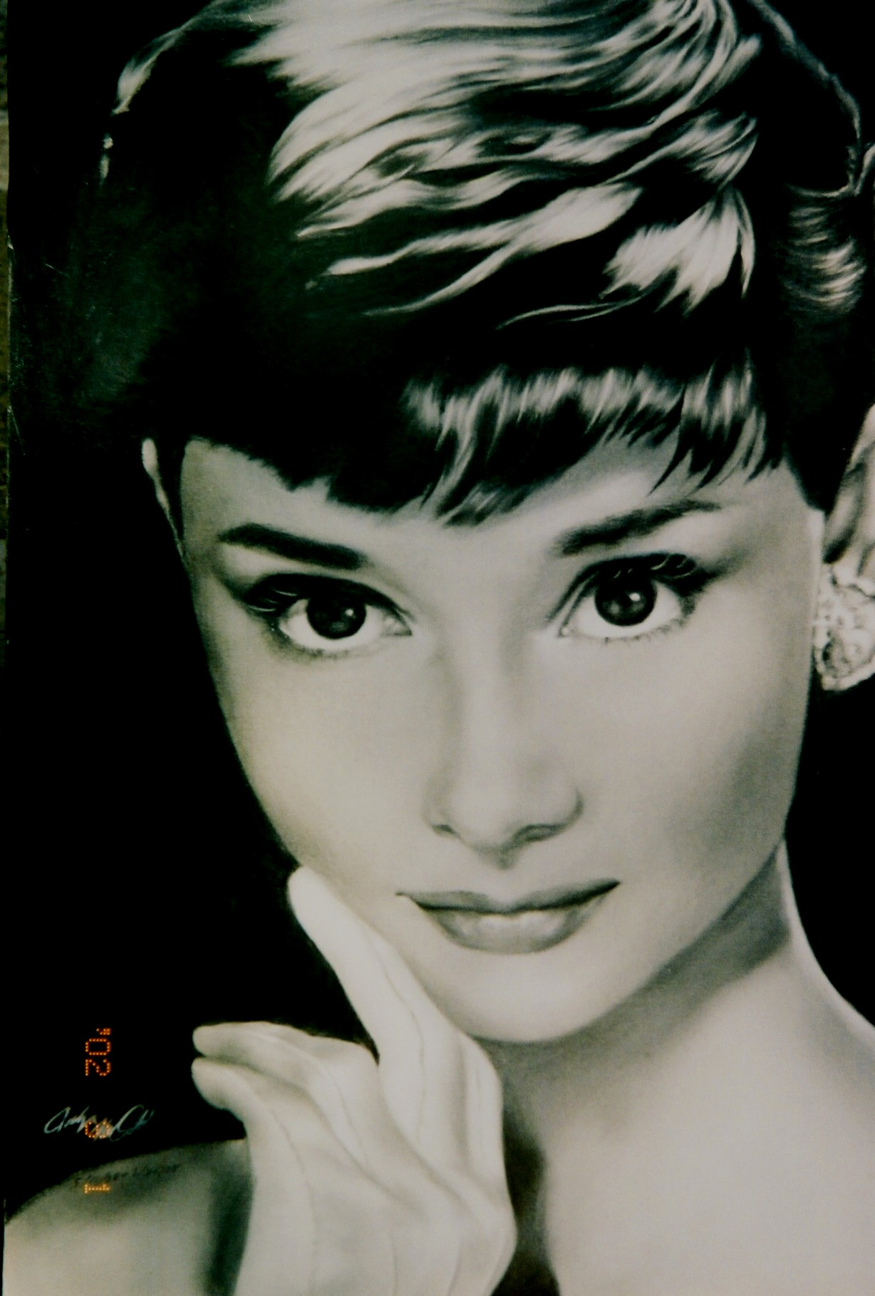 Audrey Hepburn by StreetOfDreams