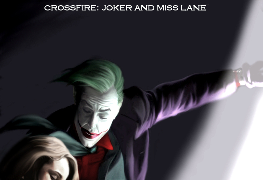 Joker & Lois Lane by Stylo