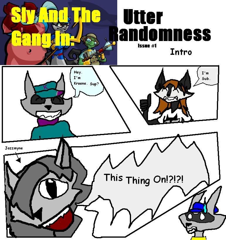 Utter Randomness (EP#1) by SubZeroGamer