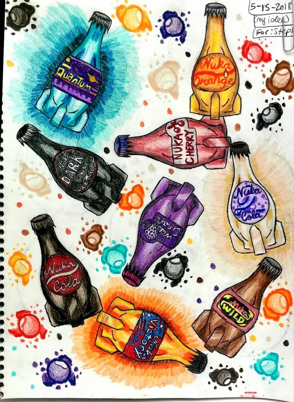 Nuka-Colas by SugarPop