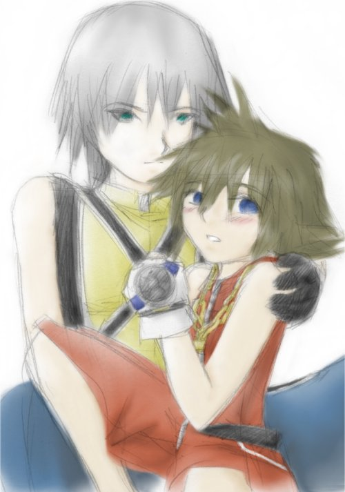 RikuxSora-coloured by Sumi