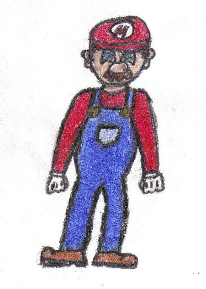 Sibbie's Mario by Superstix